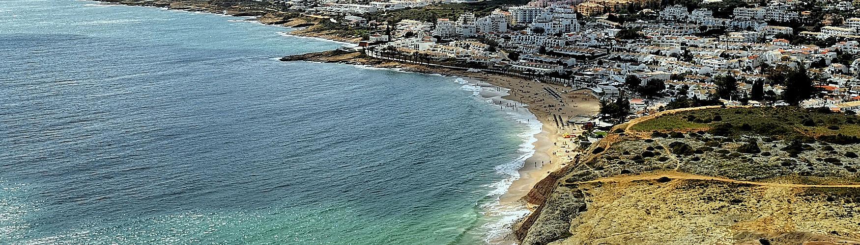 Cover image for Praia da Luz
