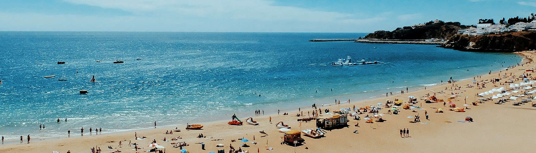 Cover image for Albufeira