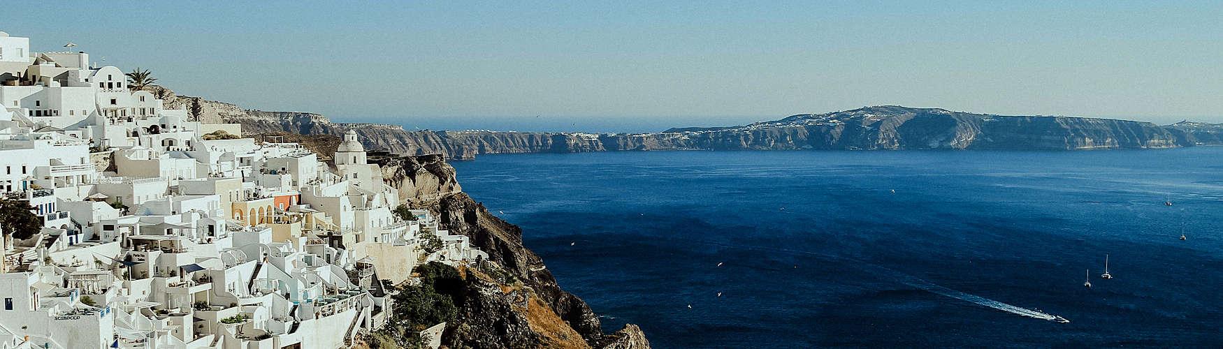 Cover image for Santorini